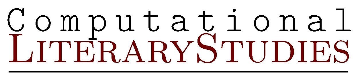 Computational Literary Studies (CLS)